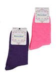 Носки женские Royal Gem W007 упаковками по 4 пары. Цена указана за 1 пару.