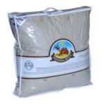 Подушка (тик) Верблюд, стеганная на верблюжьей шерсти