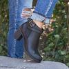 Ботинки женские 81479