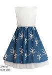 Платье летнее SLY арт.2 весна, размеры 134-158