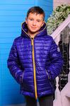Куртка демисезонная для мальчика «Монклер-1»