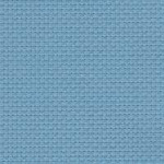 Канва Aida №6 голубая 100*150