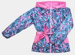4226 Куртка для девочек на флисе