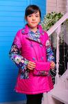 Пальто демисезонное для девочки «Дольче»
