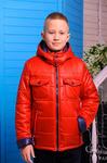 Куртка демисезонная для мальчика «Андора-1»