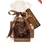 Шоколадные плюшки Шоколад темный с грецким орехом