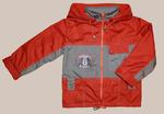 4100 Куртка на флисе