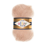 ALIZE Angora Real 40 цвет 05 ,Шерсть-40%, Акрил-60% , 480 м /100 г
