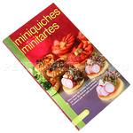 "Книга ""Miniquiches minitaertes"""