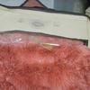 Покрывала травка (длинный ворс) - Покрывало травка длинный ворс терракотовый