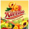 Кисель персиковый (пакетик 30 гр)