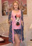 Пижама и накидка. Модель 190