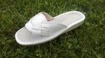 008-2 Обувь домашняя (цвет белый)