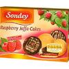 """Бисквитное печенье """"Sondey"""" с малиновым желе в шоколаде 300 гр"""
