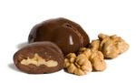 Грецкий Орех /половинки/в шоколадной глазури/