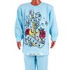 Пижама детская (9-12 лет) №ИБ152 (на девочку)