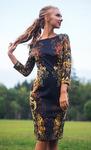 Платье 13-02
