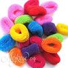 Набор резинок для волос «Color Mix» 20 шт. Подходят для всех видов Локсов.