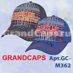 GC-M362 Grandcaps 18% (Бейсболка подростковая)
