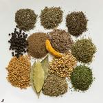 Набор для мяса/перец сладкий болгарский, базилик, чеснок,сванская соль, шамбала-ореховая трава, помидор сушеный