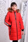 """Зимняя куртка для девочки """"Челси"""" (размеры 32-38)"""