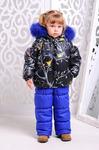 Зимний комплект для девочки «Девочка» (куртка+брюки)