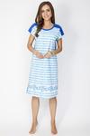LDR2150 (Платье женское домашнее, VIS-A-VIS)