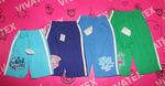 Детские шорты удлиненные кулир