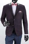 +5188 пиджак М8.9 п приталеный