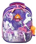 ранец детский ортопедический (лиловый fairy) Z30##