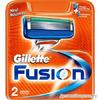 Gillette Fusion сменные лезвия (2 шт)