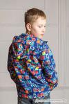 Куртка-ветровка подростковая