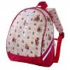 Рюкзак 344 красный/дизайн мишки