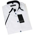 Рубашка с коротким рукавом,размеры 116-170