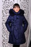 """Зимняя куртка для девочки """"Герда"""""""
