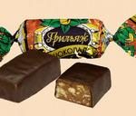 Грильяж в шоколаде 0,5кг