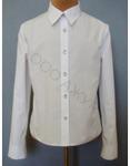 Блуза для девочки Модель 01-дк (модель ПЛЮС)