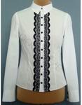 Блуза для девочки.Размер с 38-46