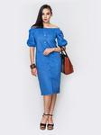 Платье-рубашка, размеры 44-48