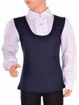 Блузка с жилетом T23001