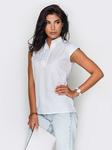 Блуза, рубашечная ткань, размеры 44-48