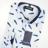 Рубашка в узор, размеры 116-170