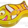 """Точилка 8051 """"Рыбка"""", пластик, цв. асс J. Otten /48 /0 /1152"""