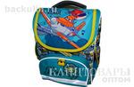 ранец с эргономичной спинкой Dusty smoke jumper (модель Prime) разноцветный