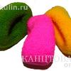 Резинка для волос 4523 Микс, d-5см, цена за набор 3 резинки /12 /0 /1200 /0