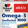 Doppelherz Омега-3 Seefischol 1000 Капсулы, 80 шт