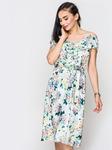 Платье из льна, размеры 44-46