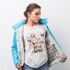Куртка весна-осень, силикон 100, размеры 40-54