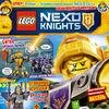 Лего рыцари + конструктор 3*17 Робин + Комбинированная Nexo сила