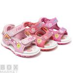 Детские сандалии для девочек МИФЁР лето